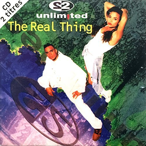 Bild 1: 2 Unlimited, Real thing (1994; 2 versions, cardsleeve)