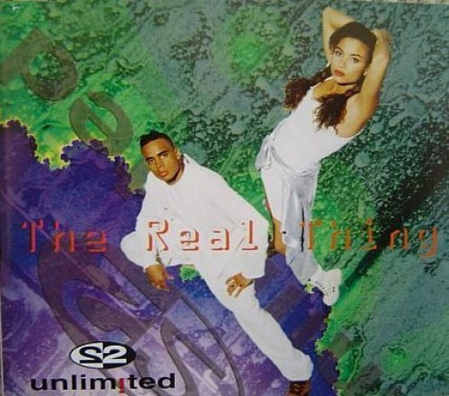 Bild 4: 2 Unlimited, Real thing (1994; 2 versions, cardsleeve)