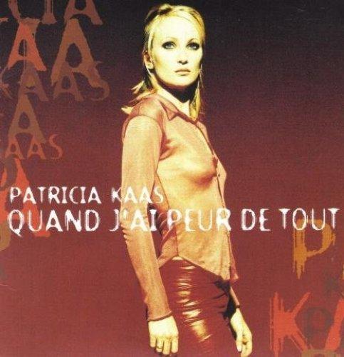 Bild 1: Patricia Kaas, Quand j'ai peur de tout (1997, foc-cardsleeve)