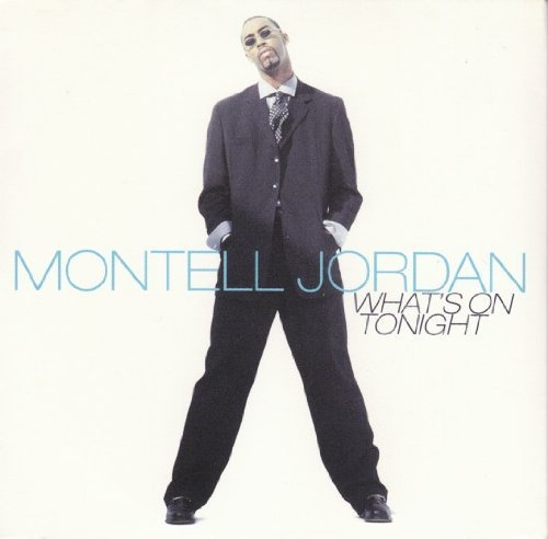 Bild 1: Montell Jordan, What's on tonight/Superlover man (US, 2 versions each, 1996, cardsleeve)