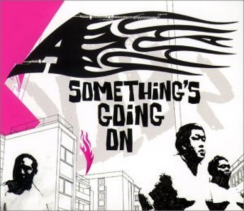Bild 1: A, Something's going on (2002)