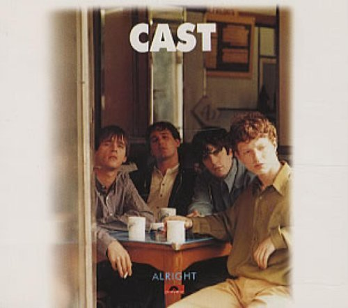 Bild 1: Cast, Alright (1995)
