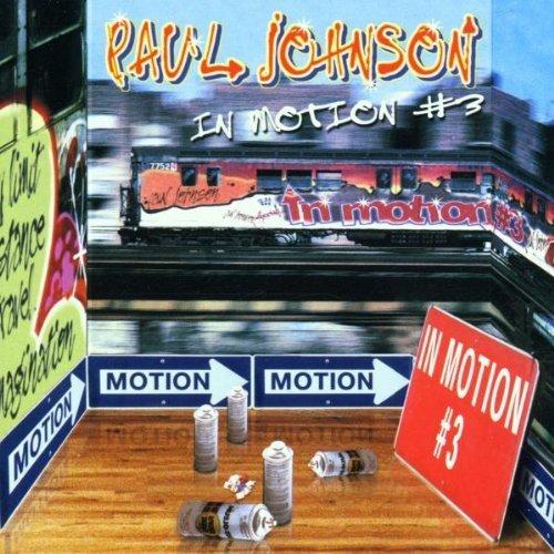 Фото 1: Paul Johnson, In motion #3 (mix, 1999)