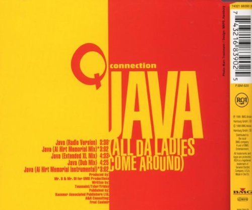 Bild 2: Q-Connection, Java..-New Version (1999)