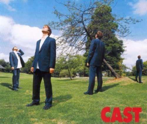 Bild 1: Cast, Flying (1996, UK)