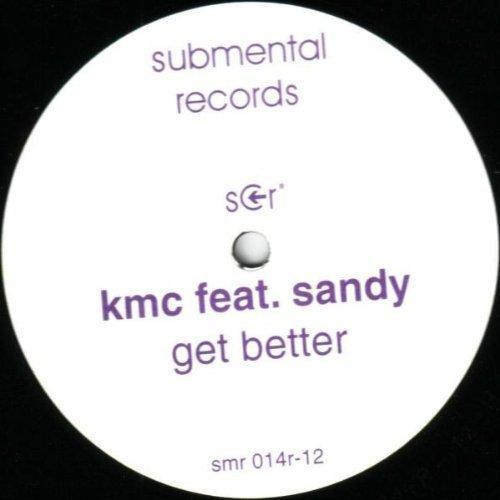 Bild 2: KMC, Get better (#zyx/smr014r, feat. Sandy)