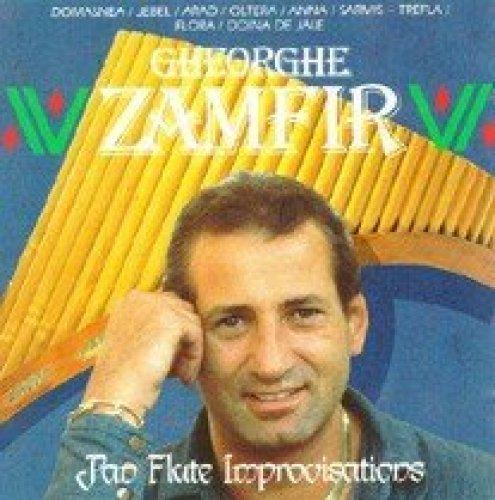 Bild 1: Gheorghe Zamfir, Pan flute improvisations