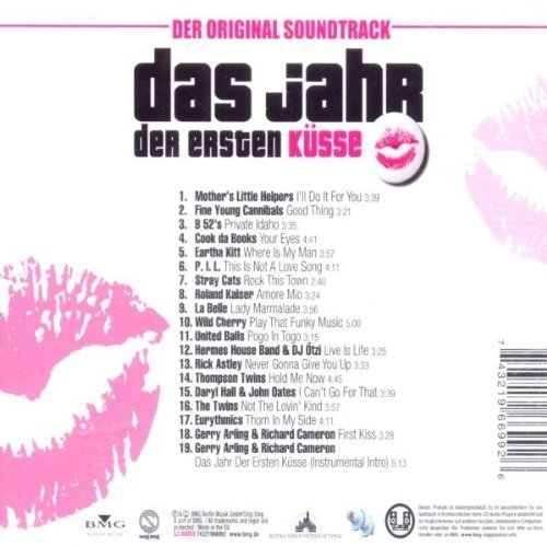 Bild 2: Das Jahr der ersten Küsse (2002), Mother's Little Helpers, Fine Young Cannibals, Eartha Kitt, Thompson Twins..
