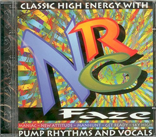 Bild 1: NRG Faze, Classic high energy with pump rhythms and vocals