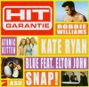 Hit Garantie (2003, EMI), Scooter, Blue feat. Elton John, Kate Ryan, Snap!, Master Blaster, Queen + Vanguard, Nena..