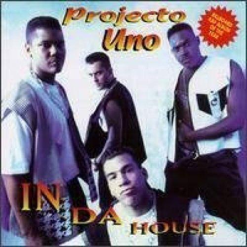 Bild 1: Proyecto Uno, In da house (1994, US)