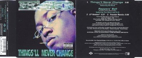 Bild 1: E40, Things'll never change (US, 1997, feat. Bo-Rock)