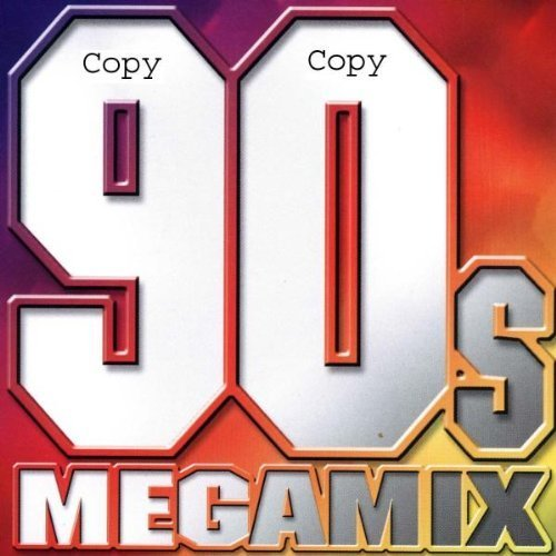Bild 1: 90's Megamix (#zyx55338), 2 Unlimited, Mo-Do, Cappella, 49ers, Gala, 666, Ann Lee..