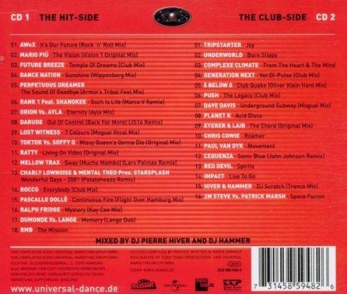Bild 2: Hiver & Hammer, DJ convention 2001: Code eleven (mix)