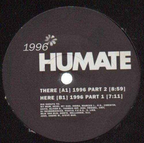 Bild 1: Humate, 1996 (Parts 2 & 1)