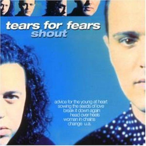Bild 1: Tears for Fears, Shout (compilation, 14 tracks, 1983-93/2001)