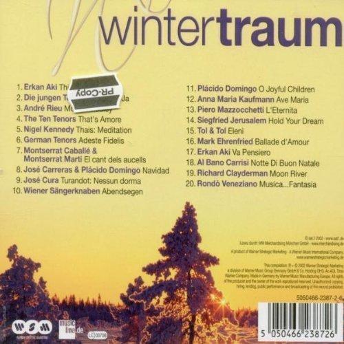 Bild 2: Wintertraum (Carmen Nebel, 2002), Erkan Aki, Die jungen Tenöre, André Rieu, Ten Tenors, Nigel Kennedy..