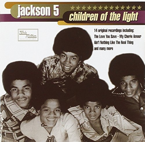 Bild 1: Jackson 5, Children of the light (compilation, 14 tracks, 1969-72/82/2000)