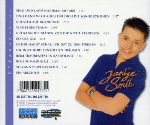 Bild 2: Jantje Smit, Sing und lach mit mir (2001)