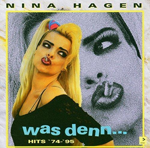 Bild 2: Nina Hagen, Was denn.. (Hits '74-'95)