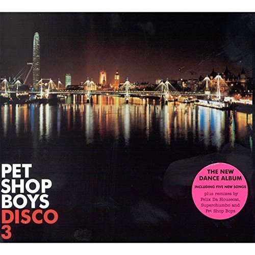 Bild 1: Pet Shop Boys, Disco 3 (2002)
