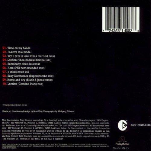 Bild 2: Pet Shop Boys, Disco 3 (2002)