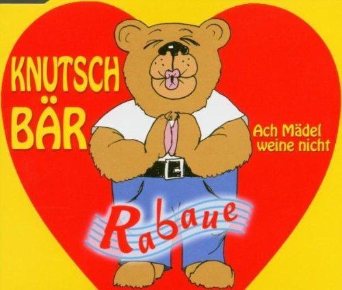 Bild 1: Rabaue, Knutschbär (2004)