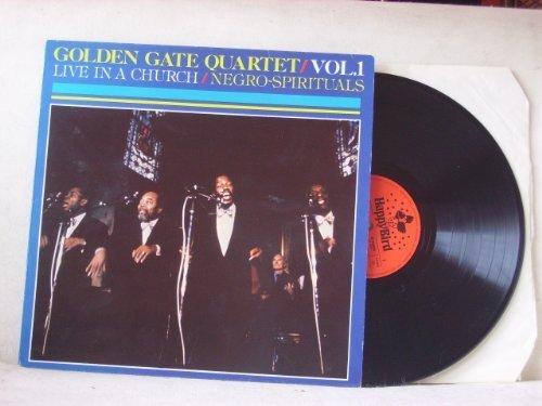 Bild 2: Golden Gate Quartet, Live in a church 1