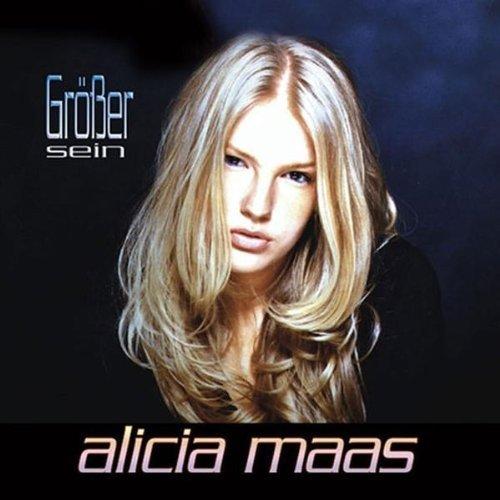 Bild 1: Alicia Maas, Größer sein (2003)
