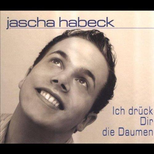 Bild 1: Jascha Habeck, Ich drück dir die Daumen (2 tracks)