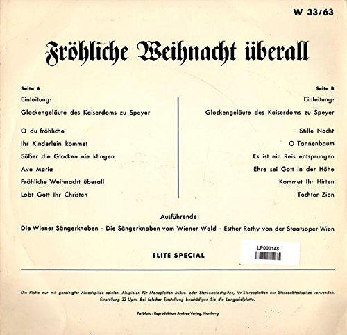 Bild 2: Wiener Sängerknaben, Fröhliche Weihnacht überall
