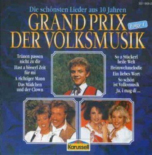 Bild 1: Grand Prix der Volksmusik, Die schönsten Lieder aus 10 Jahren 1