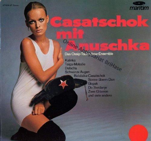 Bild 1: Ossip-Tschechow-Ensemble, Casatschok mit Anuschka