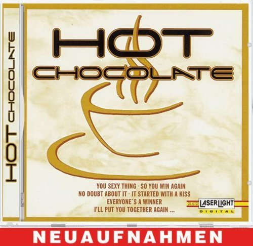 Bild 1: Hot Chocolate, Greatest hits (16 tracks, 2000, re-recordings)