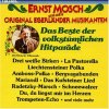 Ernst Mosch, Das Beste der volkstümlichen Hitparade (1983)