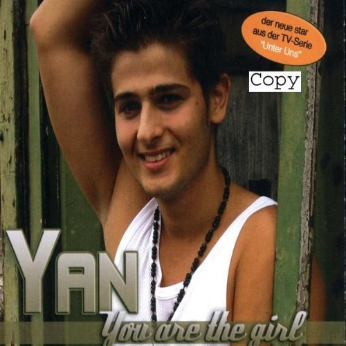 Bild 1: Yan, You are the girl (2 tracks, 'Unter uns')