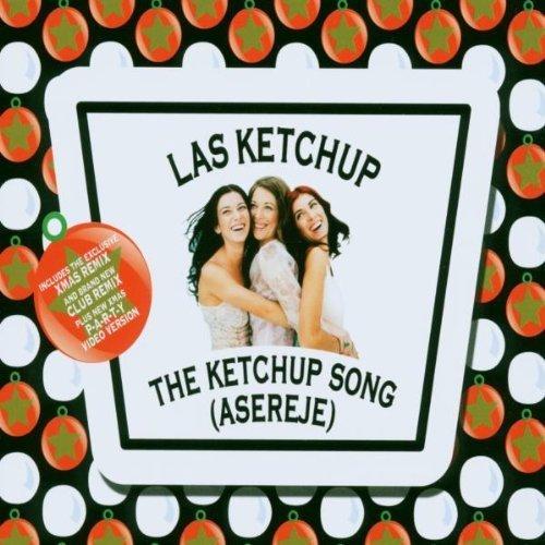 Bild 1: Las Ketchup, Ketchup song-Xmas Remix (asereje; 2002)