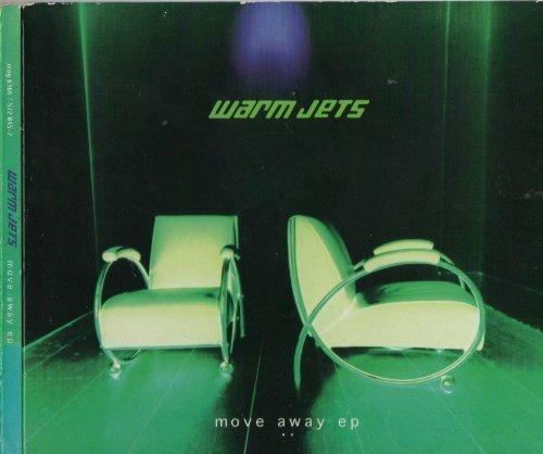 Bild 1: Warm Jets, Move away EP (1997, digi)