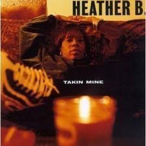 Bild 2: Heather B, Takin mine (1996)