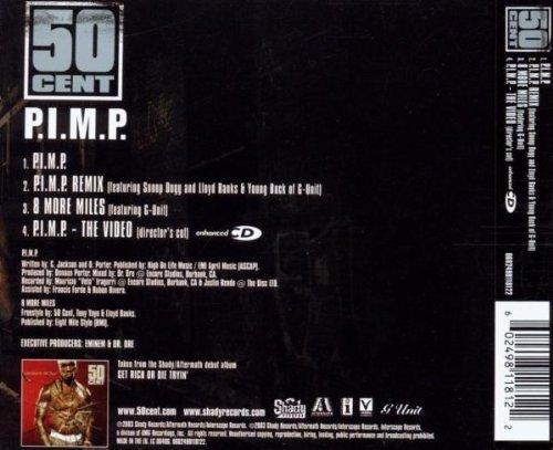 Фото 2: 50 Cent, P.i.m.p. (2003)