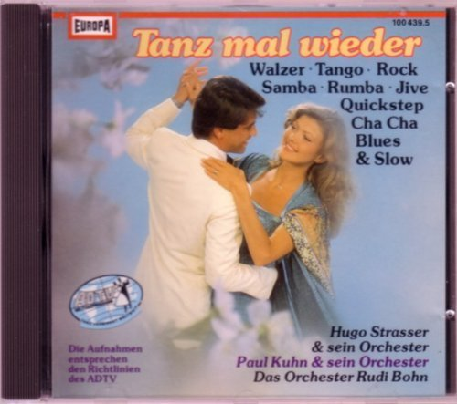 Bild 1: Tanz mal wieder (16 tracks, Europa), Hugo Strasser, Paul Kuhn, Ute Mann Singers, Rudi Bohn