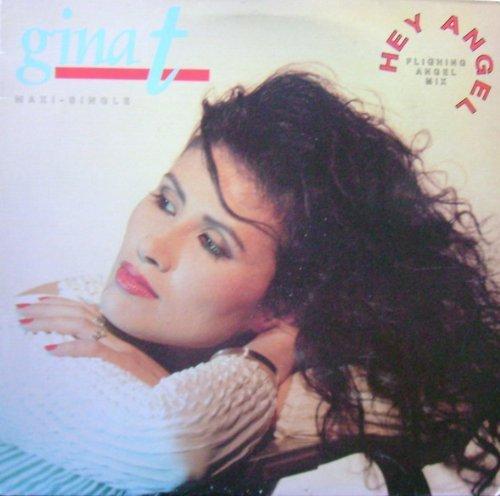 Bild 1: Gina T., Hey angel (1990)