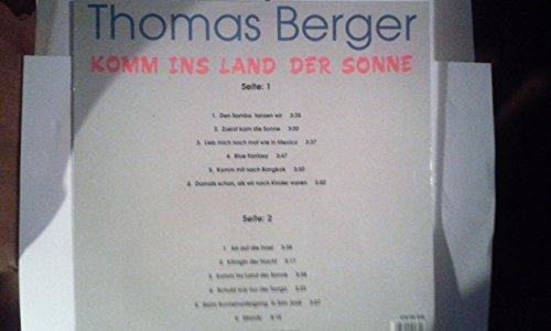 Bild 2: Thomas Berger, Komm ins Land der Sonne (1989)