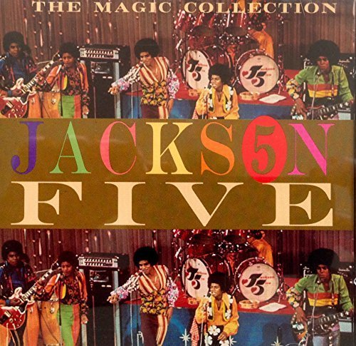 Bild 1: Jackson 5, Magic collection (24 tracks)