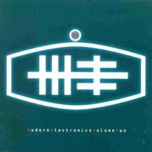 Bild 1: Modern Electronics 2 (1996), Trax-X, 3 Style, Richard Benson, Ken Ishii, Hot Lizard, Laurent Garnier..