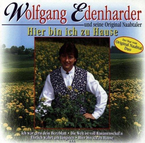 Bild 1: Wolfgang Edenharder, Hier bin ich zu Hause (compilation, 14 tracks)