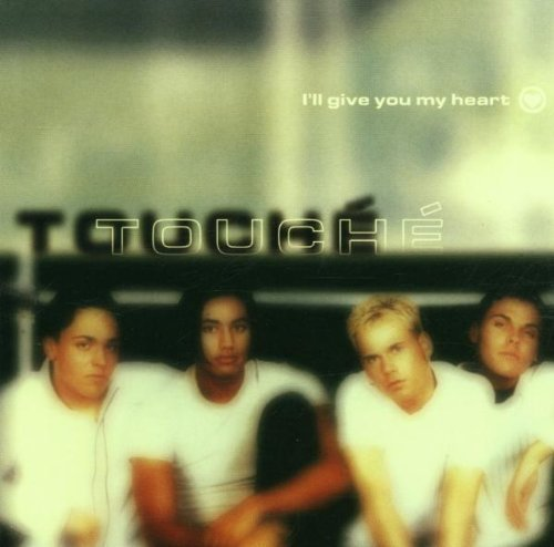 Bild 1: Touché, I'll give you my heart (compilation, 14 tracks 1997+98/2001)