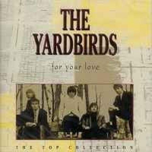 Bild 1: Yardbirds, For your love (12 tracks, #topcd103)