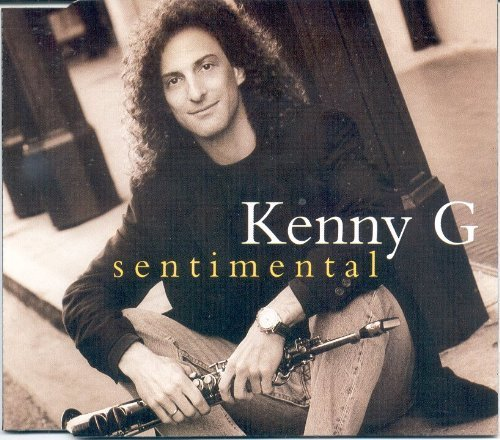Bild 2: Kenny G, Sentimental (1993)