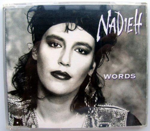 Bild 1: Nadieh, Words (1991)